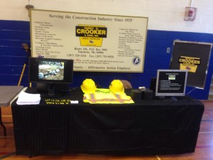 Harry C. Crooker and Sons, Inc. Career Fair_1
