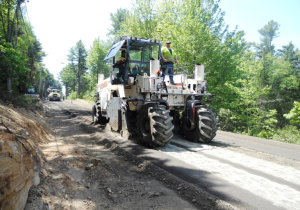 Harpswell Roads Reconstruction Project