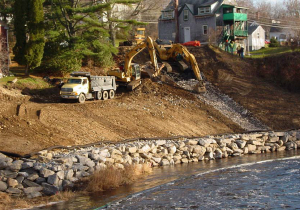 Medomak River Shoreline Stabilization