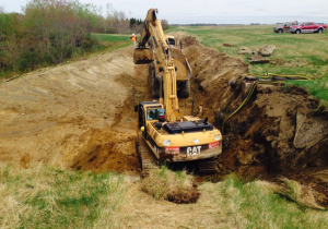 MRRA Airfield Drainage Repairs