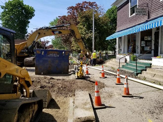 Union Street Utility Improvements